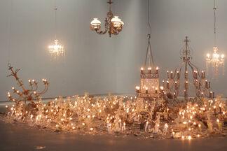Jompet Kuswidananto, On Paradise, installation view
