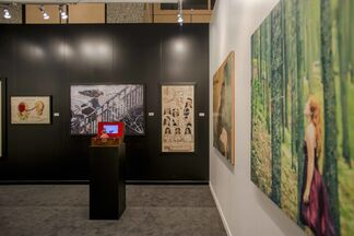 ALAN Istanbul at Contemporary Istanbul 2015, installation view