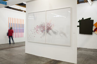 Galerie Christian Lethert at Art Brussels 2014, installation view