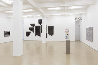 Robin Rhode: Paths and Fields, installation view