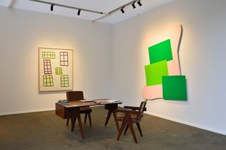Patrick De Brock Gallery at BRAFA 2018, installation view