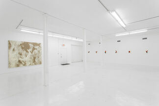 Banter, Curated by James Cope, installation view