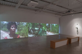 Sky of Lead, installation view