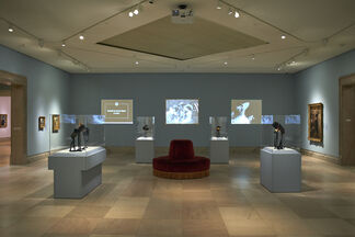 Degas, Impressionism, and the Paris Millinery Trade, installation view