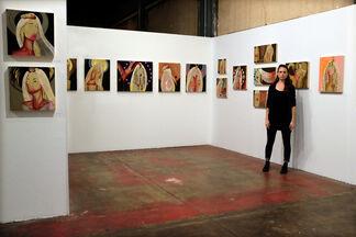 Jennifer Caviola aka CAKE: The Bride Series, installation view
