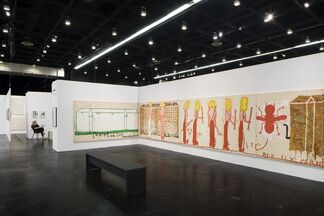 Choi&Lager at Art Cologne 2015, installation view