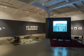 The New Parthenon, installation view