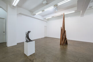 Arcs and Angles, installation view