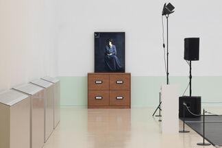 Michal Heiman: AP – Artist Proof, Asylum (The Dress, 1855-2017), installation view