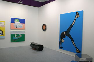 G GALLERY at KIAF 2017, installation view