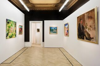 Alf Holm Collection, installation view