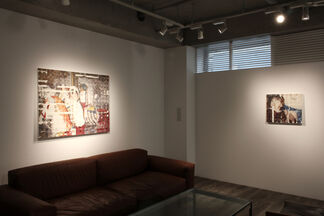 Colors and Figuration, installation view