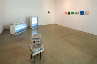 Sporadic Sway Part II, installation view