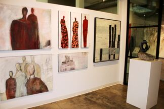 Fluidity in Ascending Scales, installation view