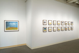 Margot Voorhies Thompson: Oregon Outback, installation view