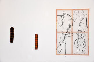 General Rouge, installation view