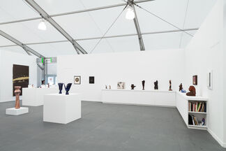 CRG Gallery at Frieze New York 2015, installation view