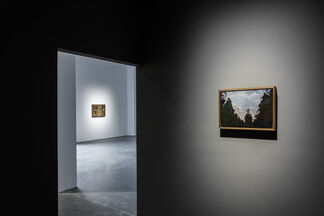 The Snail's Universe and Playful Landscape, installation view
