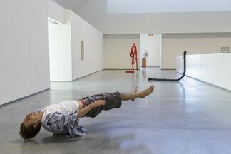 Tony Matelli: New Gravity, installation view