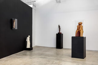 SIGNIFYING FORM, installation view
