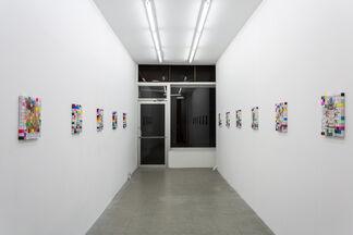 Freecaching, installation view