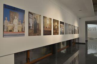 Radu Cioca & Bogdan Girbovan, installation view