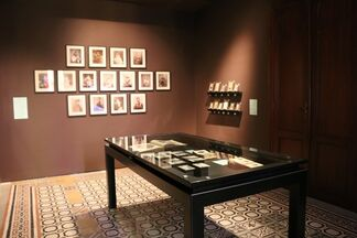 Picturing Identity: A Selection of Photographs from The Fouad Debbas Collection, installation view