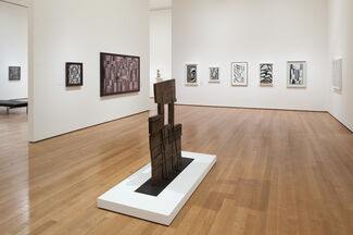 Joaquín Torres-García: The Arcadian Modern, installation view