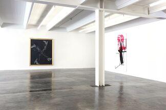Georg Baselitz Albert Oehlen, installation view