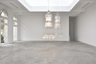 Cerith Wyn Evans: as if, seeing in the manner of listening ... hearing, as if looking, installation view