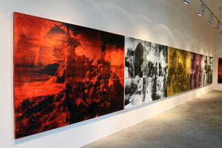 The Bruce High Quality Foundation: The Raft of the Medusa, installation view