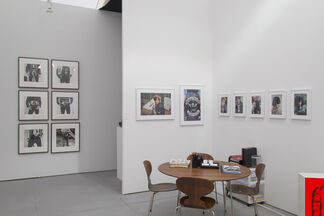 Rod Bianco Gallery at UNTITLED 2013, installation view