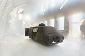 The Present is the Form of All Life:  The Time Capsules of Ant Farm and LST, installation view
