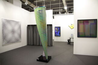 Galerie Denise René at Art Basel 2014, installation view