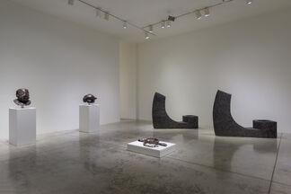 Ben Jackel: Reign of Fire, installation view