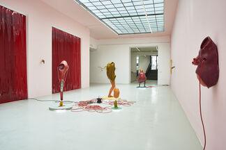 Malte Bruns  | AUTO BODY, installation view