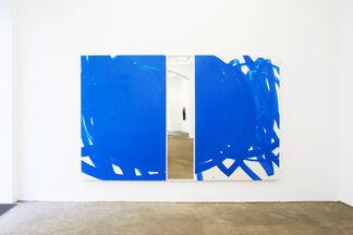 Blaue Lagune, installation view