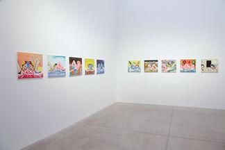Tadanori Yokoo; 49 Years Later, installation view