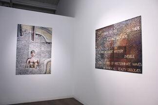 Metafisica Australe, installation view