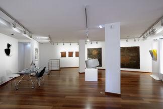 Three Proposals for a New Space (Tres Propuestas para un Nuevo Espacio), installation view