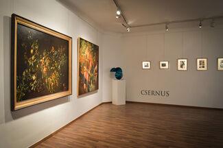 Tibor Csernus | László Méhes | István Sándorfi, installation view