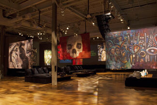 NOMAD TWO WORLDS - HAITI Exhibition (Stephan Weiss Studio, New York, USA), installation view