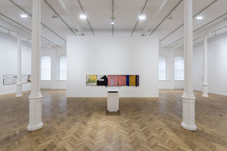 Richard Tuttle: The Critical Edge, installation view