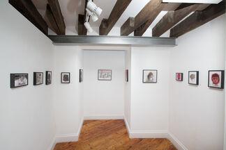 Marcelle Hanselaar: Drawings, installation view