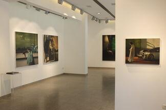Invasion - Misha Rapoport, installation view