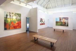 Caitlin Hurd, installation view