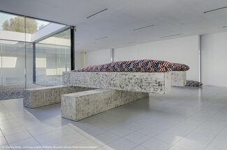 Droppa Blocka - Sterling Ruby, installation view