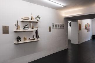 The Jaunt, installation view