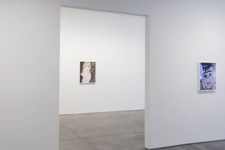 Brea Souders: Hole in the Curtain, installation view