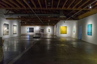 Jimi Gleason:  Silver & Pearl, installation view